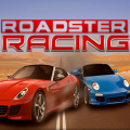 Race against 3 other cars as you drift around a track in this fun title.