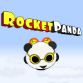 As Rocket Panda, protect Biscuit Land from invading forces!