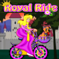 Help guide our Royal Princess on her ride!