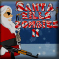 Santa is back to kill zombies for ruining your Christmas!