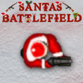 A shooter where Santa battles an endless barrage of zombies & monsters.