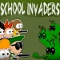 Drive off the school invaders once and for all.
