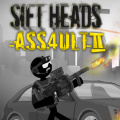 Sequel to Sift Heads Assault, with more rivals & new bloody challenges!