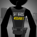 A brand new Sift Heads side to side shooter. Clear waves of assailants!