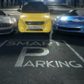 Drive your Smart thru the parking lot and avoid the other cars.