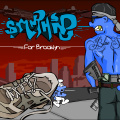 Smurph gangster wants vengeance ... time to kill some blue scum!