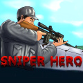 As a sniper, shoot the enemies which have invaded.