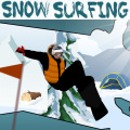 Hit the slopes & try wicked stunts in this snowboarding extravaganza!