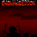 Evil mutant snowmen are attacking, buck up and STOP THEM!