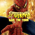 Help Spiderman defeat the Green Goblin clones and save the town.
