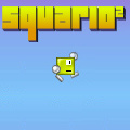 In a platformer loosely based on Mario, play as a square named Squario.