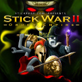 The epic sequel to the hit strategy game Stick War!