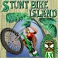 Rack up points by doing stunts & catching air on the islands.