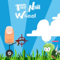 A Toe Nail on a wheel? What is next? No ... really .. what?