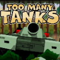 Destroy various enemies in your upgradeable tank.