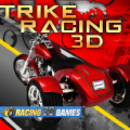 Motorcycle racing title which offers three play modes to choose from.