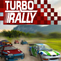 A top-down rally game where you race to become the world rally champ.