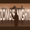 Grab your weapon & head downtown to for some bloody fun on ZOMBIE NIGHT!